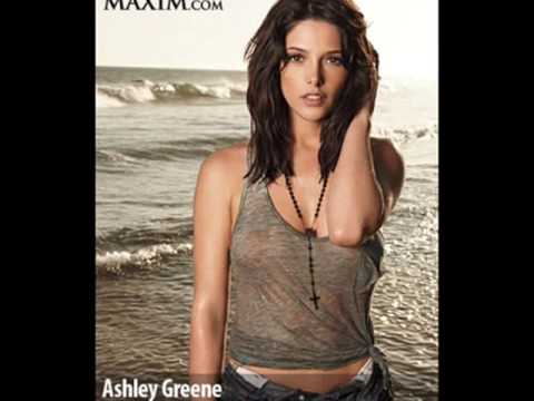 Ashley Greene ~ She's hot!