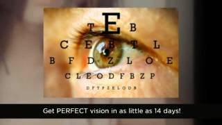 Get Rid of Your Glasses - see clearly without glasses in 2 short weeks! Money Back Guarantee!