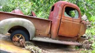 1941 to 1947 Dodge Truck Rescue 1946, 1942