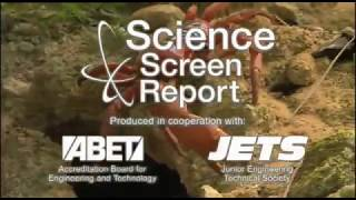 Science Screen Report:  The Amazing Red Crab of Christmas Island !