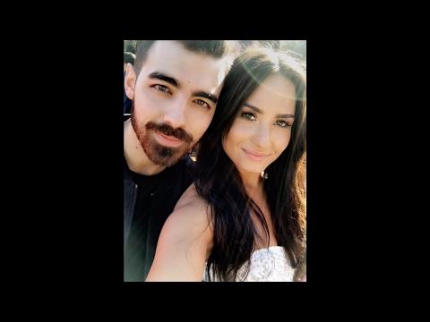Demi Lovato | Snapchat Videos | February 11th 2017 | ft Joe Jonas