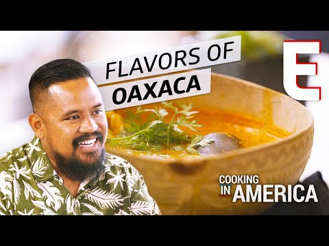 How a Janitor Became a James Beard Award Winning Chef Through Oaxacan Cuisine — Cooking in America