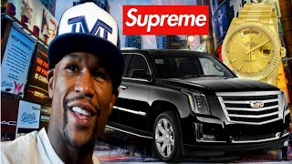 10 EXPENSIVE THINGS OWNED BY FLOYD MAYWEATHER JR.