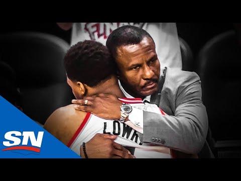 Toronto Raptors Talk About Going Against Former Coach Dwane Casey