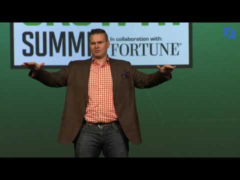 John Ruhlin at Fortune Magazine Growth Summit