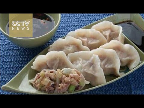 Chinese hand-made dumplings become popular in Paris