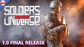 Soldiers of the Universe Gameplay (PC)