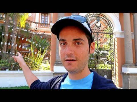 FIRST IMPRESSIONS OF GUADALAJARA!- Colonia Americana Tour (Mexico Travel Vlog)
