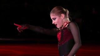 Алёна Косторная Показательный номер на шоу Этери Тутберидзе Чемпионы на льду 2021 в Москве