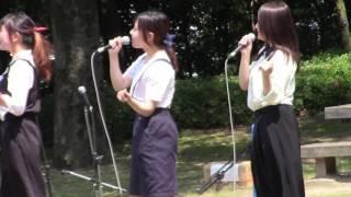 龍谷大学アカペラサークル mix-voice 於:伏見港公園.