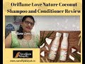 Oriflame Coconut Shampoo and Conditioner Review   For Dry Hair   Oriflame   Sandhya Nayak