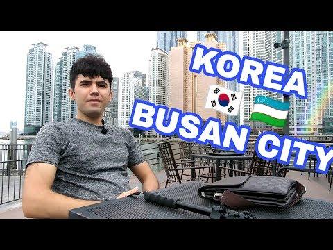 KOREA, PUSAN HAQIDAGI KINO | КОРЕЯ ПУСАН ХАКИДАГИ КИНО