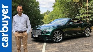 Bentley Continental GT 2019 in-depth review - Carbuyer