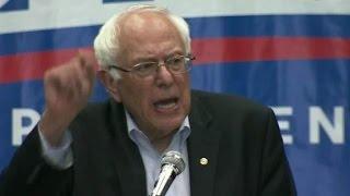 Sanders: Summer fun or serious threat?