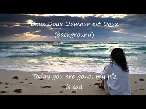 Lamour est bleu  Claudine Longet Love is blue with English translation lyrics