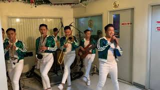 WHITE CHRISTMAS covered by The Represent Band Iloilo