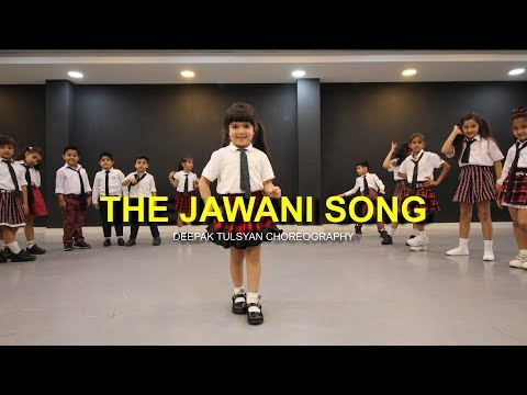 The Jawani Song  Jr Kids  Deepak Tulsyan Choreography  G M Dance