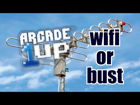 Arcade1up E3 rumors heat up, and how important is wifi going forward in retro arcades? from Evil Genius Entertainment