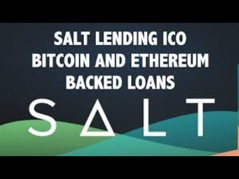 Watch Out...... Salt Lending and Bitcoin Going Down