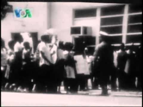 MLK Birmingham Campaign - Sarah Zaman - Urdu VOA