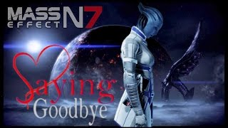 Mass Effect Trilogy Tribute | A Final Goodbye to Liara T'Soni (FemShep)