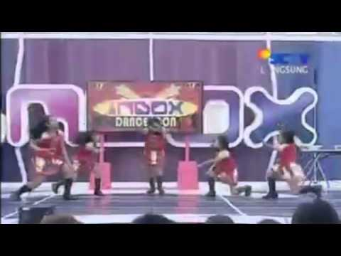 INBOX DANCE ICON GOYANG DUMANG 1 MARET 2015 SPH STARLIGHT DANCER