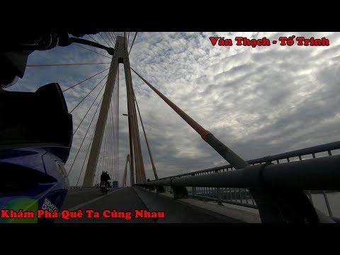Cầu Rạch Miễu - TP Mỹ Tho - Tỉnh Tiền Giang