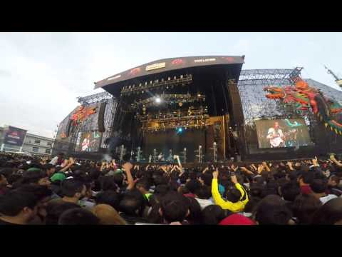 TWO DOOR CINEMA CLUB- VIVE LATINO- THIS IS THE LIFE