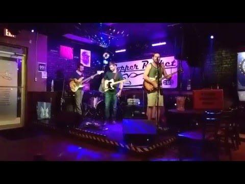 The Tyler Denning Band at Copper Rocket Pub, Maitland, FL 3/25/2016