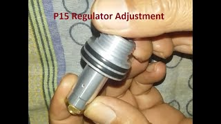 PCP Regulator Adjustment P15 M16 in URDU Language