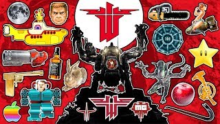 Easter Eggs - Wolfenstein: The New Order