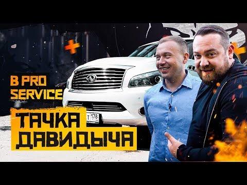 Тачка #Давидыча в Про-Сервис.