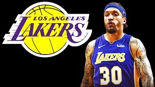 How Michael Beasley Will Fit with the Lakers!