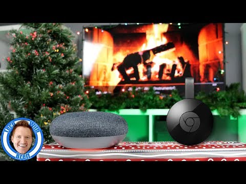 Holiday Tips For Your Chromecast and Google Home or Mini