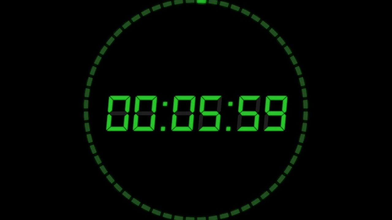10 Minute Countdown Timer With Music