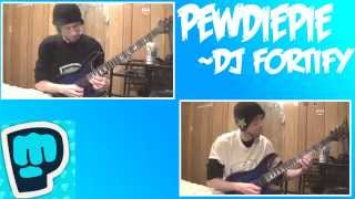 PewDiePie Song METALIZED! - DJ Fortify