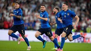 Italy wins EURO 2020 final