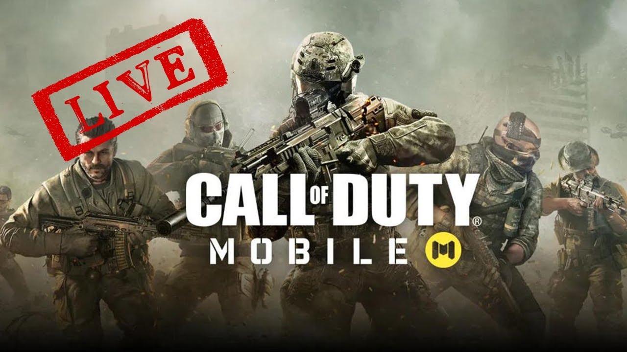 🔴 LIVE : Call Of Duty Mobile Fr - Rush BR Légendaire (Solo/ Avec Abos)  Et Un Peu De Multi !