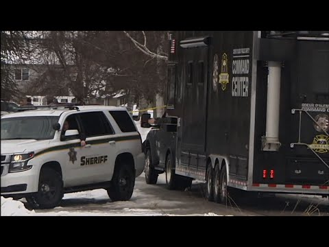 2 Officers Shot, Suspect Dead in Northern Idaho
