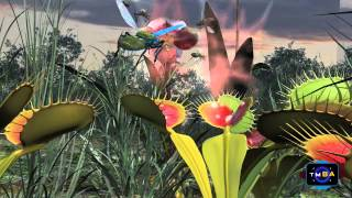 Animation Studio New York NY | Venus Flytrap Animation | 212-789-9077