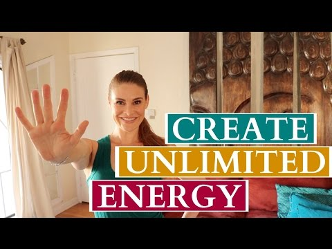 5 Tips for Creating Unlimited Energy NOW
