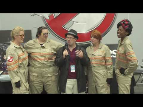 Indie Corner TV Episode 16 The Southern Belle Ghostbusters  2016