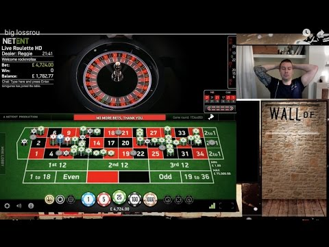 HUGE Roulette Loss!!!! (Part 2)