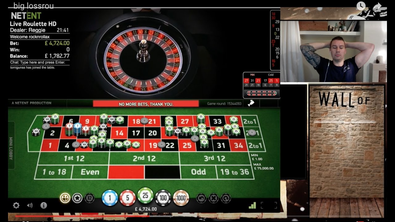 How do you add roulette in your live stream poker team dali