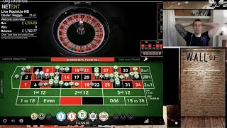 My RECORD WIN on ROULETTE????? (Part 2)