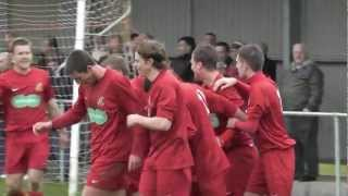 Wisbech Town v Ely City - 09/04/12 - Wisbech goals only