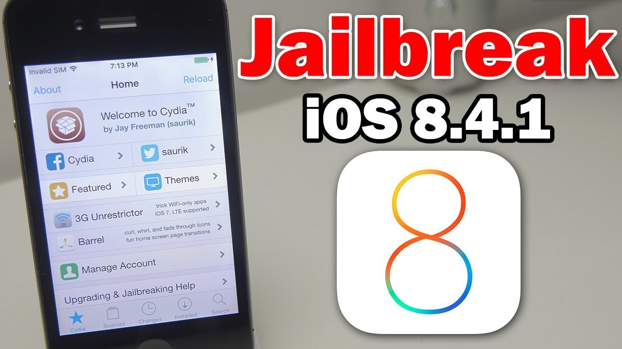 How to Jailbreak iOS 8.4.1 Using #EtasonJB on iPhone, iPod touch or