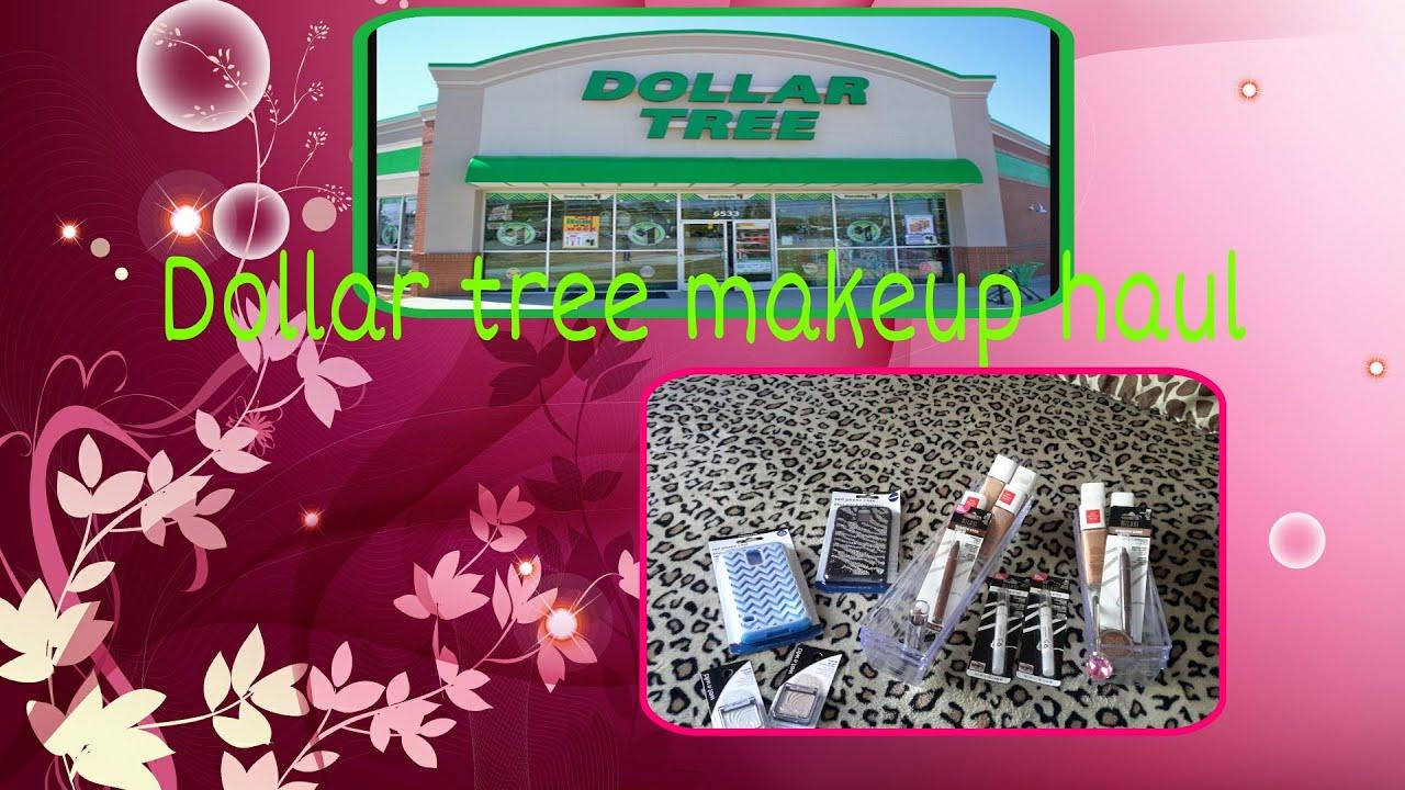 Dollar tree makeup haul 2015 - YouTube