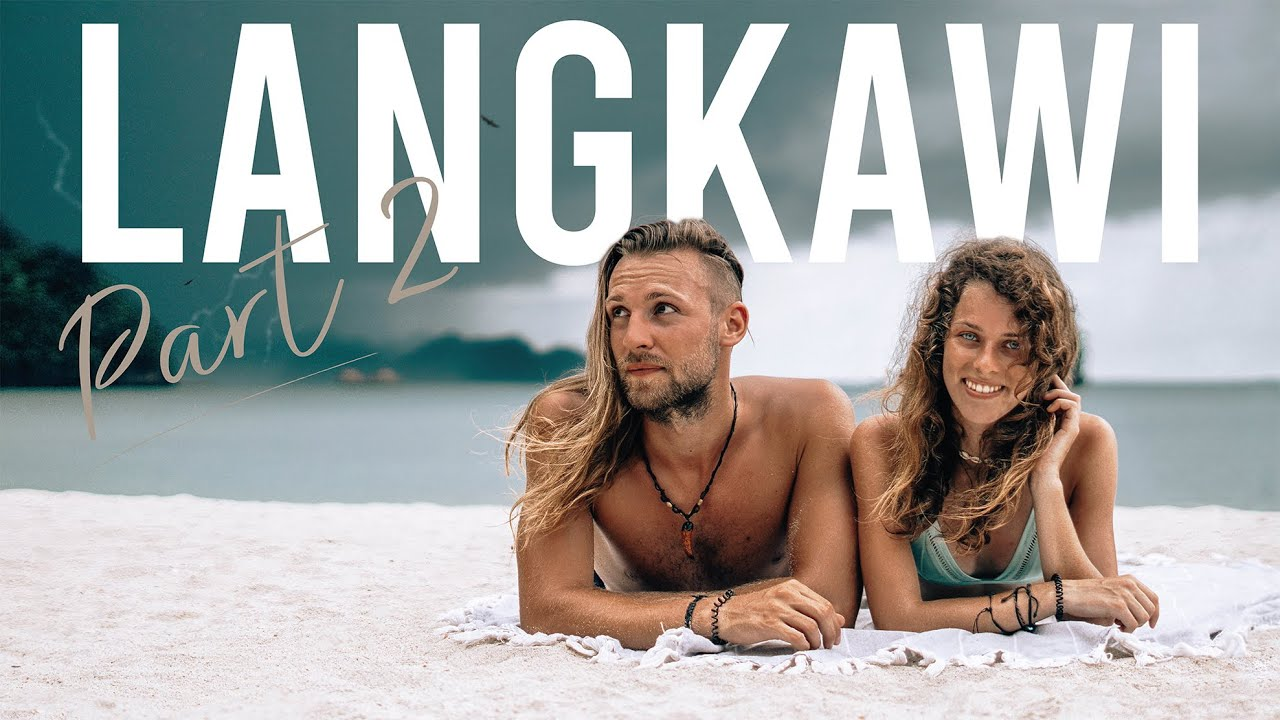 What to do in LANGKAWI, Malaysia! Surprised by TYPHOON! - 7 Days + Prices (PART 2)