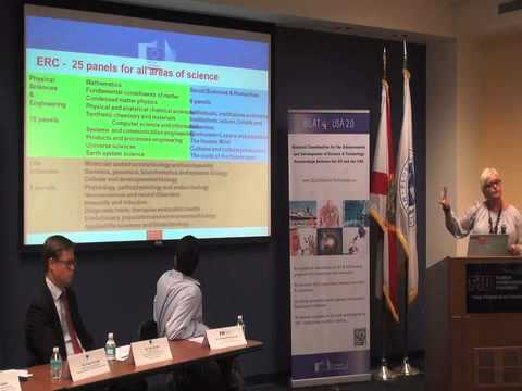Presentation of the EU Framework Programme for R&I - Miami European Union Center of Excellence